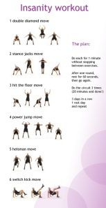 The Babe day workout.