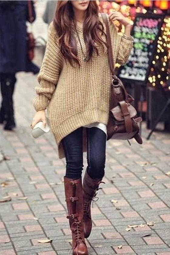 M&J Trimming - Oversized Sweater